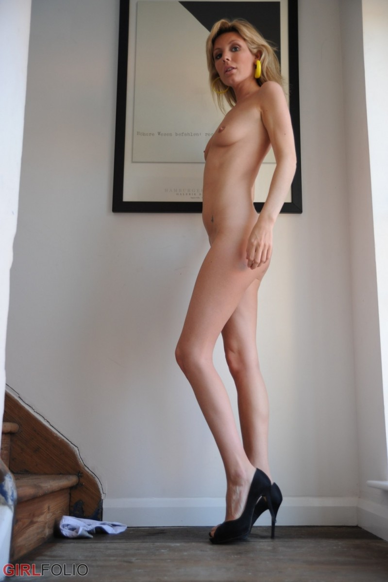 Holly Newberry Leggy Blondie