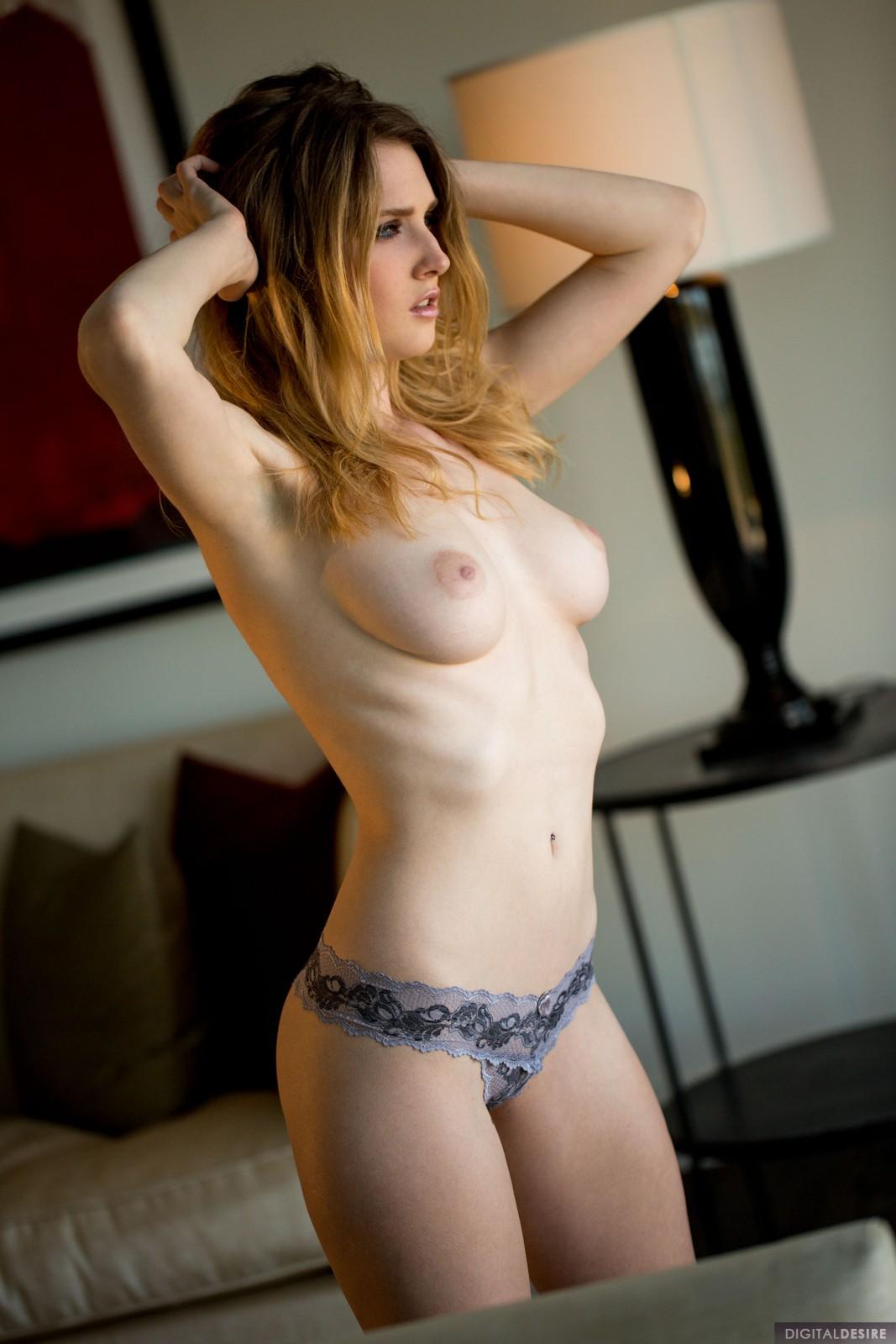 Ashley Lane in Panties