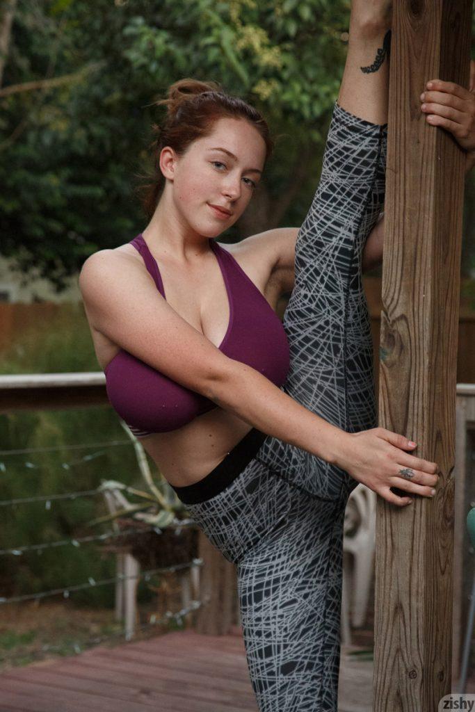 Kelsey Berneray My Big Passions